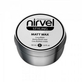 MATT WAX STYLING NIRVEL 50 ml