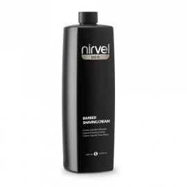 SHAVING CREAM BARBER NIRVEL 1000 ml