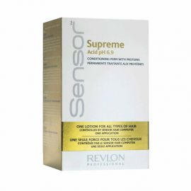 KIT PERMANENTE SENSOR HAIR SUPREME REVLON
