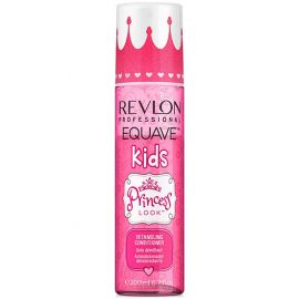 DETANGLING CONDITIONER PRINCESS EQUAVE KIDS REVLON 200 ml