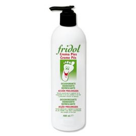 CREMA DE PIES FRIDOL 400ml