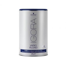 DECO VARIO BLOND PLUS AZUL 7T IGORA SCHWARZKOPF 450ml