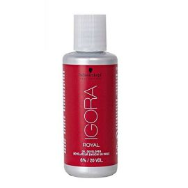 LOCION ACTIVADORA 20VOL IGORA ROYAL SCHWARZKOPF 60ml