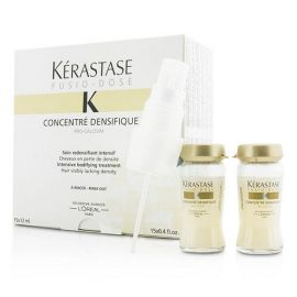 CONCENTRE DENSIFIQUE FUSIO-DOSE KERASTASE 10 x 12ml
