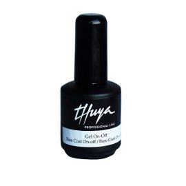 BASE COAT ESMALTE GEL ON-OFF THUYA 14ml