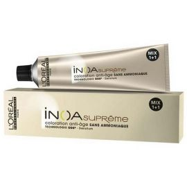 TINTE INOA SUPREME COLORACION SIN AMONIACO L'OREAL 60ml