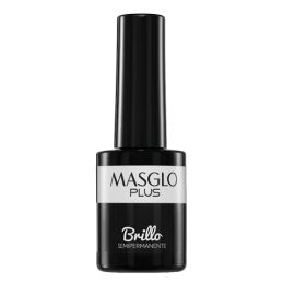 BRILLO TOP ESMALTE SEMIPERMANENTE PLUS MASGLO 15ml