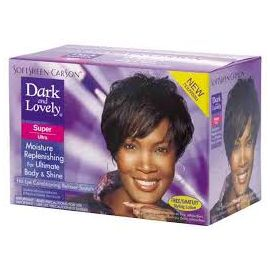 ALISADOR DARK&LOVELY KIT BUILT-IN NO LYE RELAXER