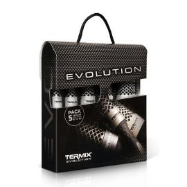 MALETIN 5 CEPILLOS TERMICO EVOLUTION BASIC TERMIX