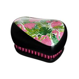 CEPILLO COMPACT PALM FLAMINGO TANGLE TEEZER