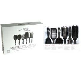 PACK CEPILLOS MASTER STYLIST SET EPIC PROFESSIONAL WET BRUSH-PRO