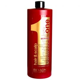 SHAMPOO CONDITIONER UNIQ ONE 1000ml.