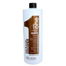 SHAMPOO CONDITIONER COCONUT UNIQ ONE 1000ml.
