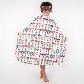 CAPA DE CORTE INFANTIL MINI KIDS BIFULL